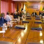 02-La Junta Directiva de la CCE se reúne con la Consejera de Empleo del Gobierno de Canarias, Excma. Sra. Dña. Francisca Luengo