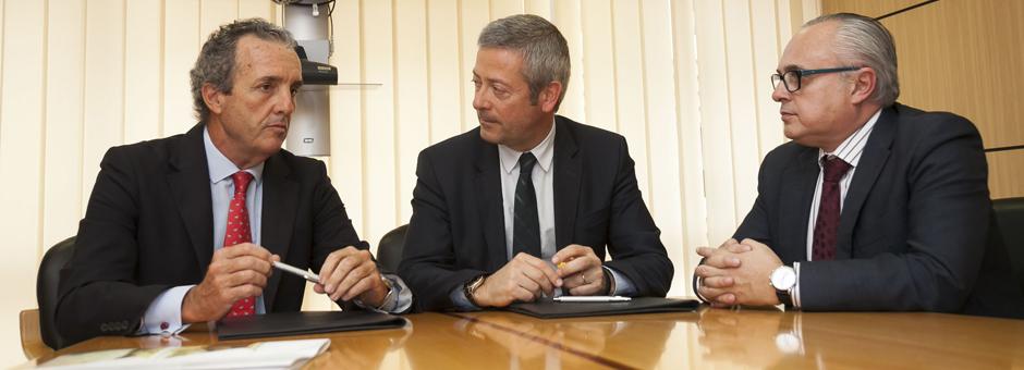 MAPFRE y la Confederación Canaria de Empresarios consolidan su colaboración