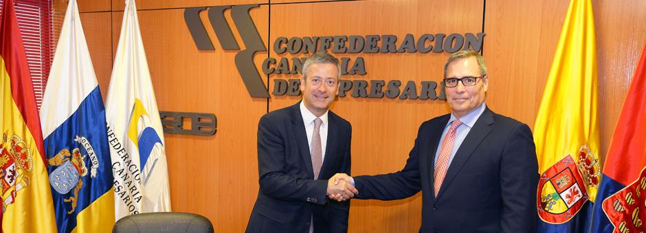 La CCE firma un Convenio de Colaboración con el grupo RALONS