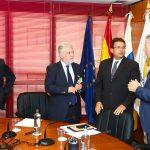 La CCE recibe la visita de una Delegación de la Asociación Comercial de Paraná